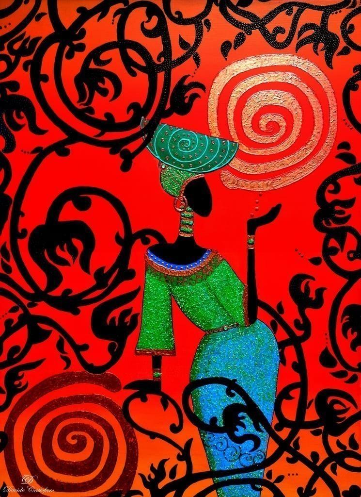 Masai Inspiration Sunset
