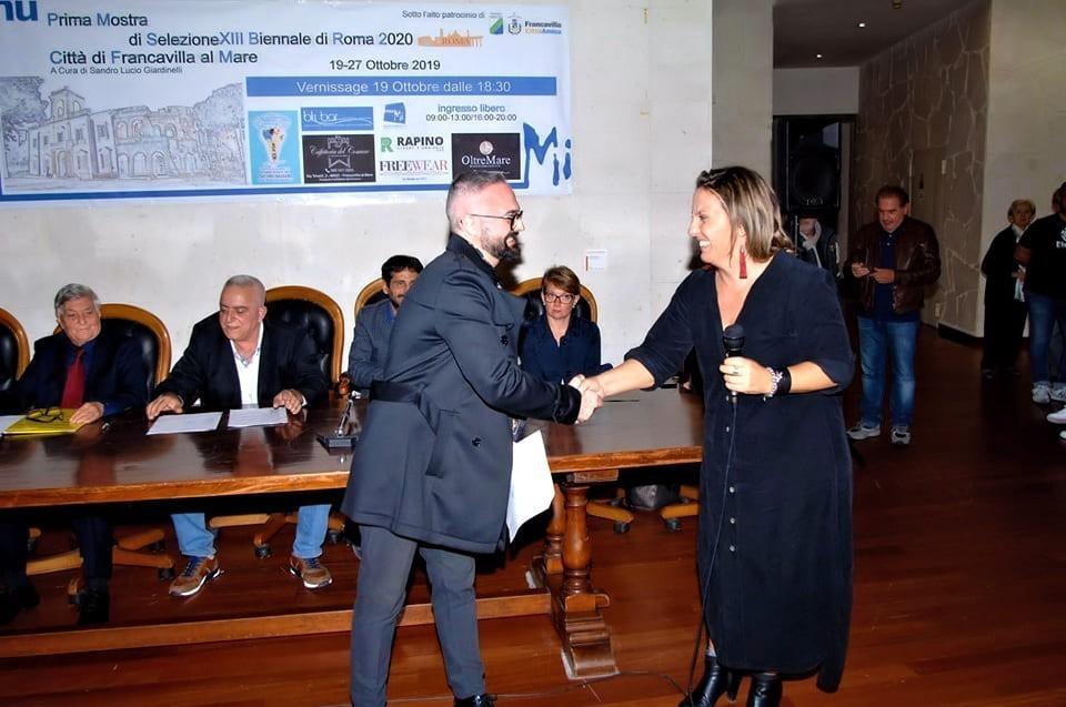 Selezioni XIII Biennale di Roma Francavilla al Mare