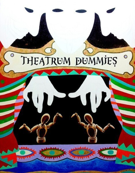 Teatrum Dummies 600 progress3